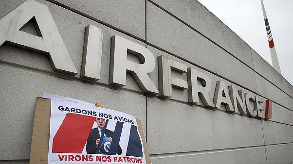 Air France, il governo francese si schiera con la dirigenza