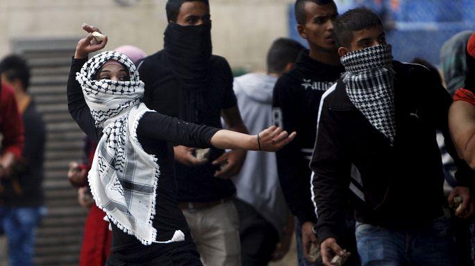 Волна насилия охватила Израиль и палестинские территории