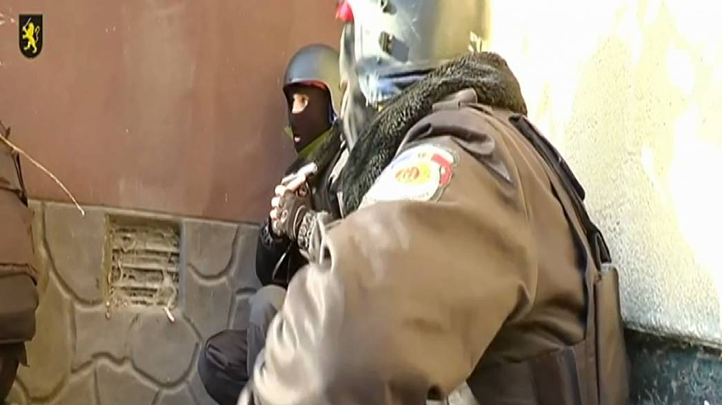 Neutralizados en Moldavia cuatro intentos de vender material nuclear al grupo EI