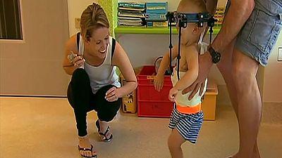 Australia, potrà di nuovo camminare e parlare il piccolo bimbo di Jackson, il bimbo a cui è stata riattaccata la testa