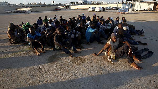 Greek police crack migrant smuggling gang