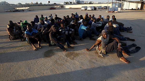 La policía griega desmantela una red internacional de tráfico de inmigrantes