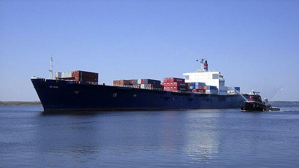 """Los guardacostas de EEUU suspenden la búsqueda de """"El Faro"""""""