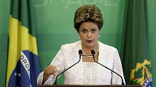 رئيسة البرازيل تواجه تهديدا بالعزل بعد قرار محكمة رفض حسابات حكومتها