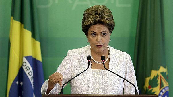 Brezilya Federal Sayıştayı'ndan Devlet Başkanı Rousseff'e kötü haber