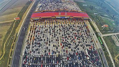 "Chinese…""Carmageddon""!"