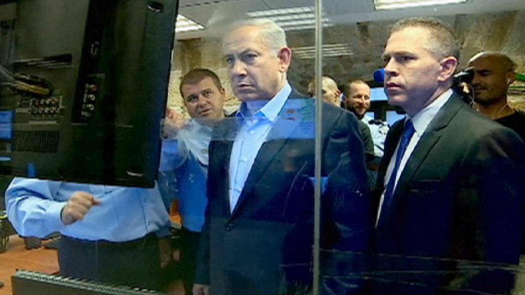 Netanjahu: Keine Politiker-Besuche auf dem Tempelberg