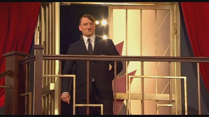 Hitler is back in German satirical comedy