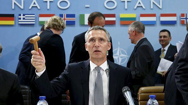 40 000 soldados para la fuerza de intervención rápida de la OTAN