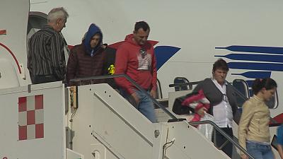 One way ticket: Germany repatriates Balkans migrants