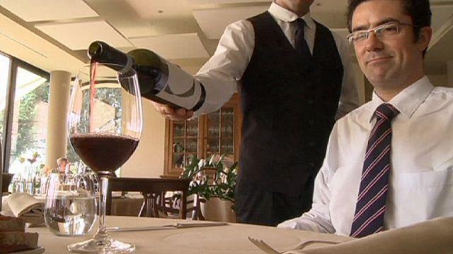 İtalya şarapta Fransa'yı geçti
