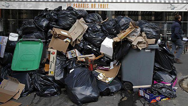 Parigi: sciopero dei netturbini, sindaco fiducioso ma sindacati lo sono meno