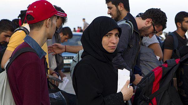 اللاجئون الى الإتحاد الاوروبي لأسباب إقتصادية عليهم العودة الى بلدانهم.