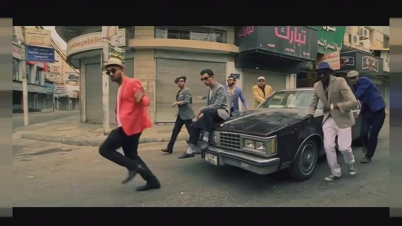 Ürdün'de işsizlik sorunu 'Uptown Funk' ile çözülecek