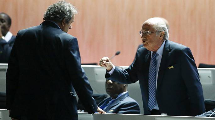 Зепп Блаттер и Мишель Платини дисквалифицированы