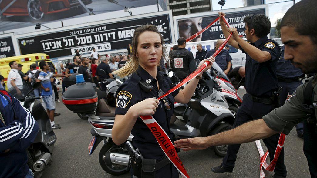 Aumenta o número de israelitas atacados com armas brancas