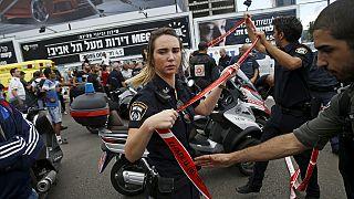 """Аббас: """"мы верим в мирное сопротивление"""""""