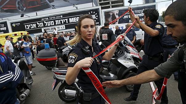 """""""La Intifada de los cuchillos"""" tiñe de sangre la actualidad en Israel"""