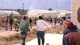 ¿Qué gases están empleando el Tsahal para reprimir las protestas de los palestinos?