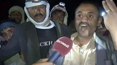 Yemen wedding brothers killed in rocket strike