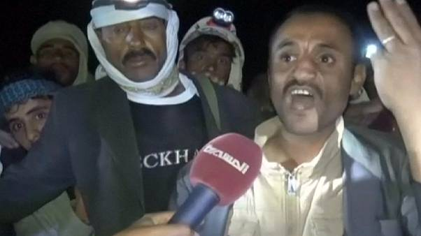 بمباران مرگبار یک جشن عروسی در یمن