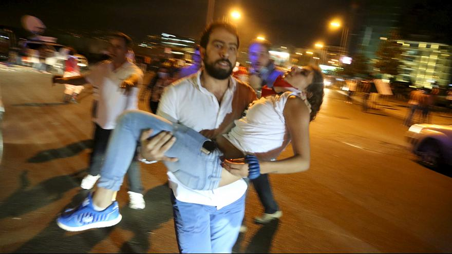 Des heurts entre la police et les manifestants à Beyrouth