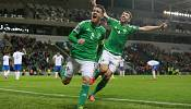 Northern Ireland in Euro heaven