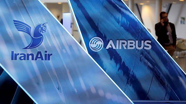 Image: Airbus group and IranAir