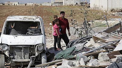 Siria: i raid di Putin spianano la strada all'offensiva di terra di Assad