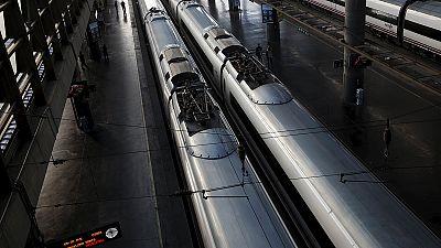Kabel gestohlen: Störung auf spanischer Hochgeschwindigkeits-Bahnstrecke