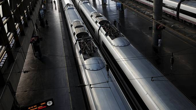 Spain says high-speed rail line in Catalonia was sabotaged