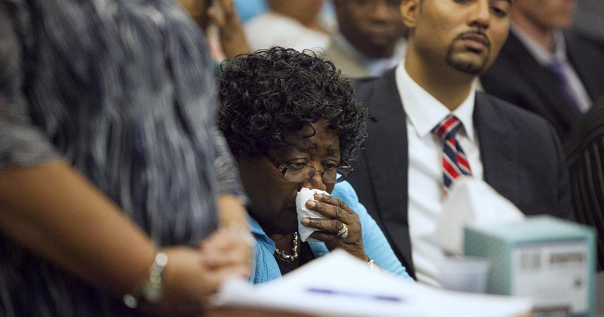 6.5 مليون دولار ديّة مواطن أميركي أسود قتله شرطي أبيض