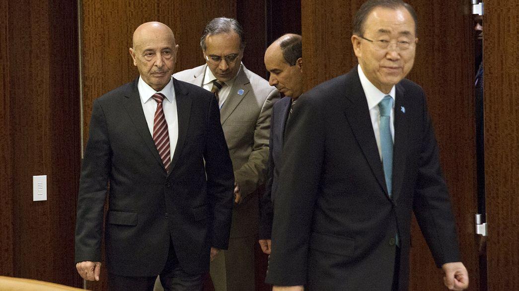 Libia: la ONU anuncia su propuesta para un Gobierno de unidad nacional