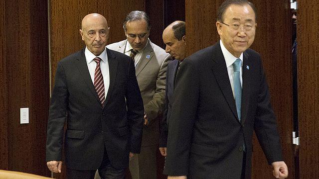 Достигнуто соглашение о формировании правительства национального единства Ливии