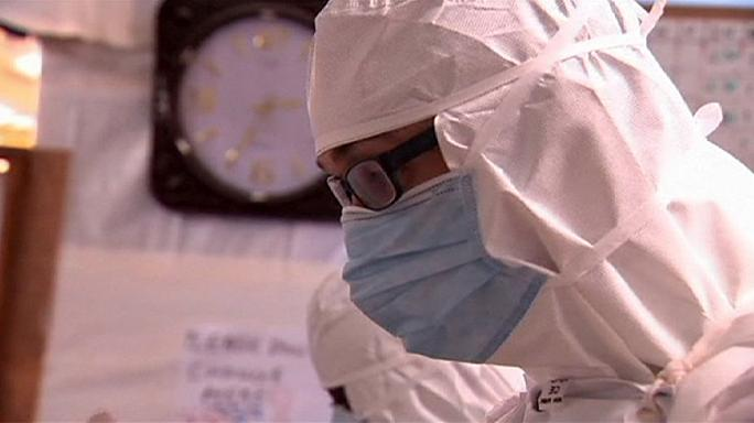 An Ebola erkrankte schottische Krankenschwester erneut in stationärer Behandlung