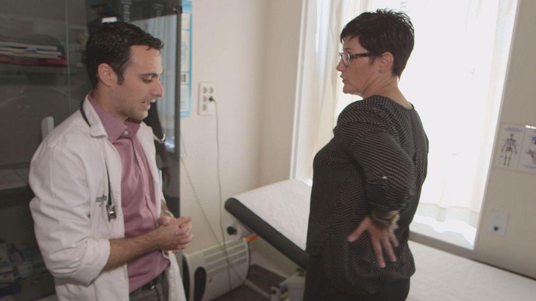 العلاج المبكر لمرضى المفاصل والعضلات في اسبانيا