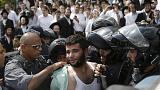 'Revenge stabbings' as Israeli-Palestinian violence escalates