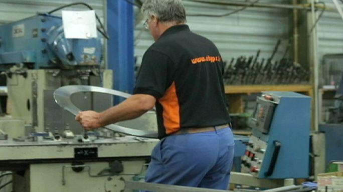 Fransa'da sanayi üretimi Ağustos'ta beklentilerin üzerinde arttı