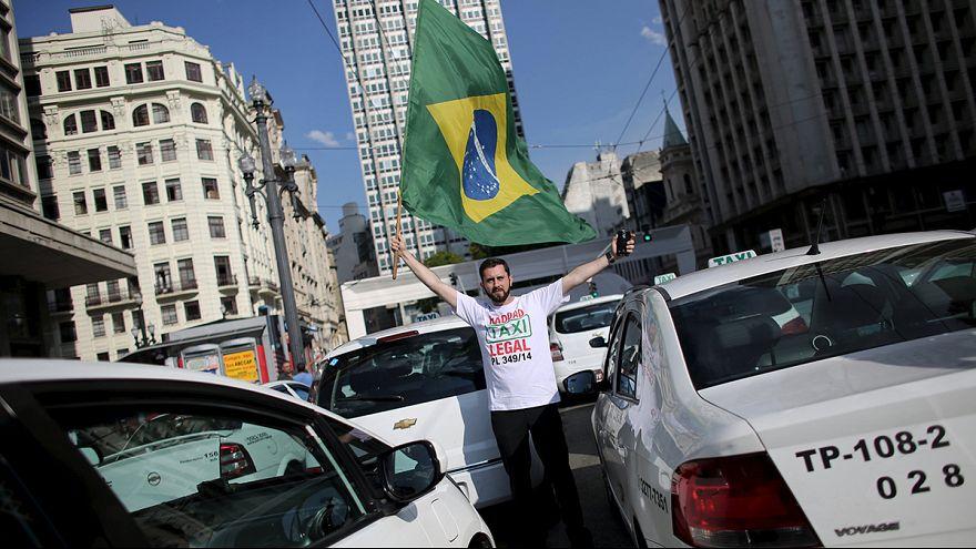 São Paulo lança alvará para táxis tipo-Uber mas tecnológica rejeita modelo