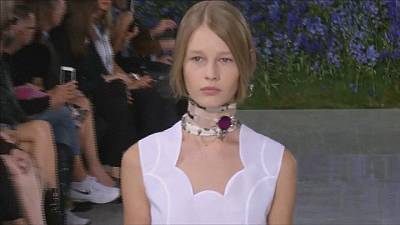 14-year old model reignites underage catwalk controversy
