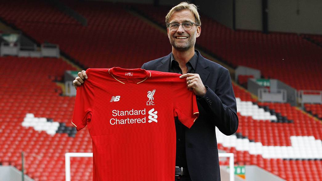 Klopp in Liverpool  - The Normal One