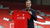 Klopp 'the normal one' takes the helm at Anfield