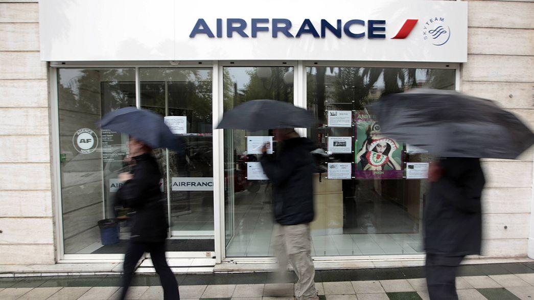 Reprise du dialogue chez Air France