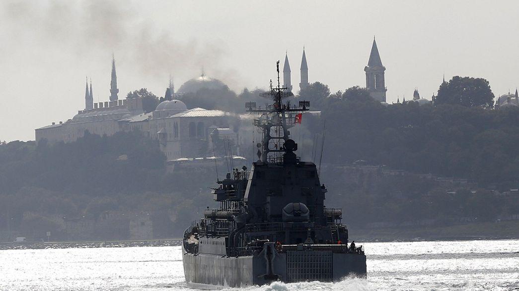 EUA acusam mísseis russos avariados de atingirem o Irão, Moscovo e Teerão negam