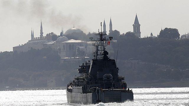 """Les Etats-Unis dénoncent le """"mauvais fonctionnement"""" des missiles russes en Syrie"""