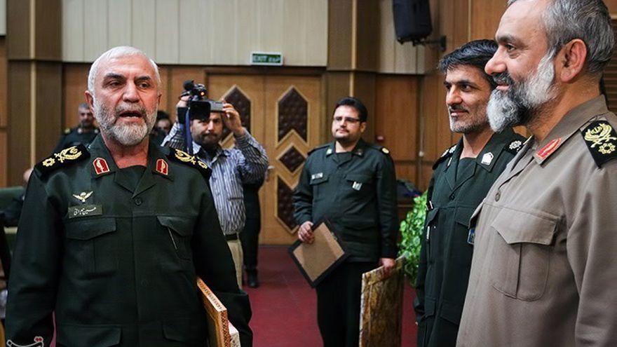 سرتیپ همدانی؛ ارشدترین نظامی کشته شده ایران در عملیات برون مرزی