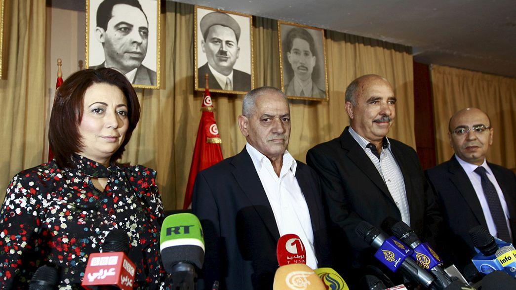 El Cuarteto para el diálogo nacional en Túnez, Premio Nobel de la Paz 2015