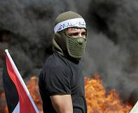 Friday flare-up in Middle East violence sparks claims of new intifada