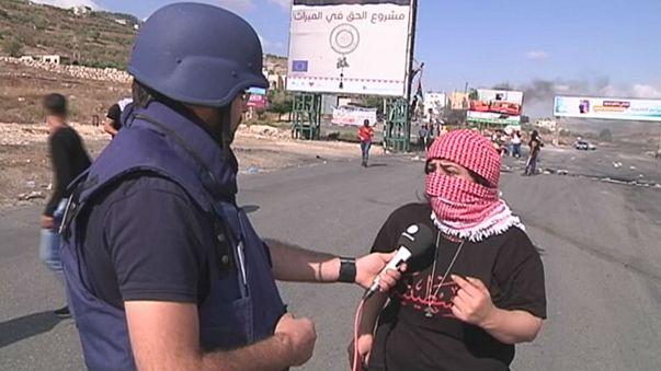 """""""Пятница гнева"""" на Западном берегу реки Иордан"""