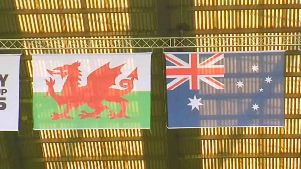 Mundial de Raguebi: País de Gales e Austrália decidem liderança do grupo A